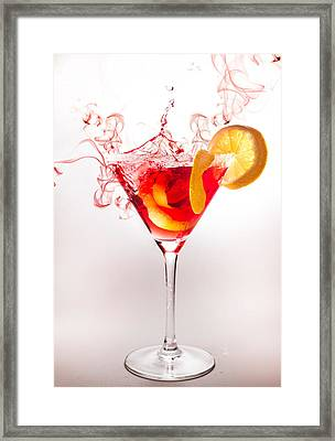 Cocktail  Framed Print