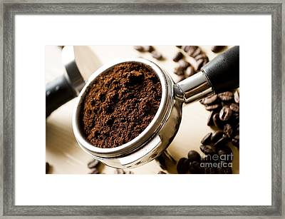 Coffee #10 Framed Print