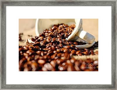 Coffee #8  Framed Print