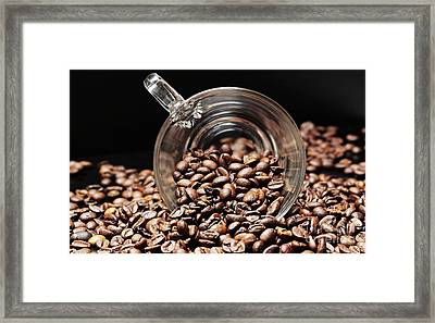 Coffee #9 Framed Print