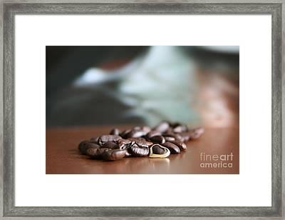 Coffee Lover  Framed Print