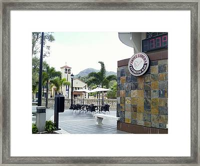 Coffee Lover's Expresso Bar 3 Framed Print