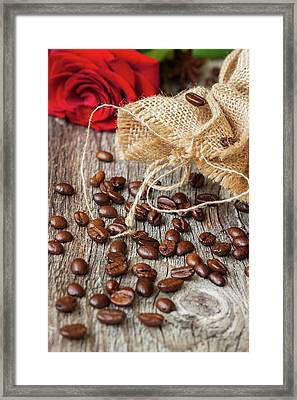 Coffeelove Framed Print