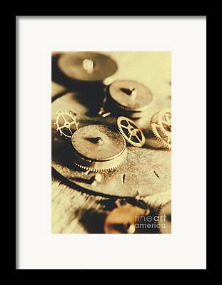 Pinion Framed Prints