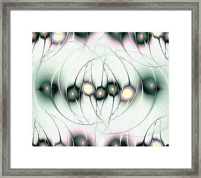 Cognitive Consistency Framed Print by Anastasiya Malakhova