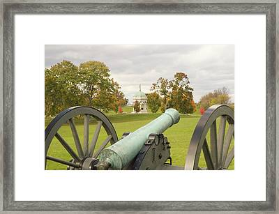 Col. Stephen Lee's Battery Framed Print