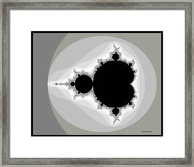 Cold Heart Framed Print