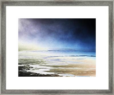 Framed Print featuring the photograph Cold by Steven Huszar