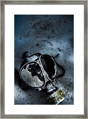 Cold War Casualties Framed Print by Jorgo Photography - Wall Art Gallery