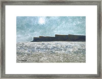 Cold Weather Framed Print by Kerry Beverly
