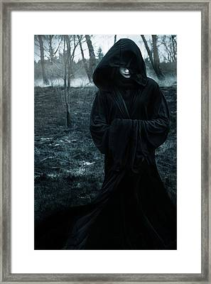 Coldnight Framed Print