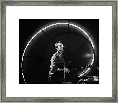 Coldplay11 Framed Print by Rafa Rivas