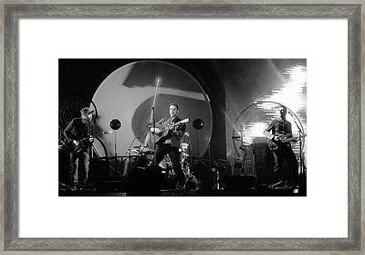 Coldplay12 Framed Print by Rafa Rivas