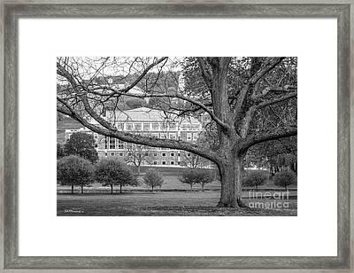 Colgate University Landscape Framed Print by University Icons