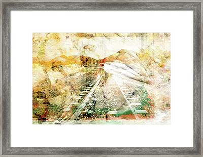 Collage 1 Framed Print
