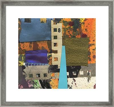 Collage5 Framed Print