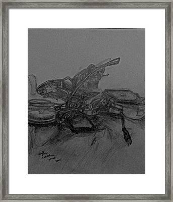 Collection Et Al Framed Print