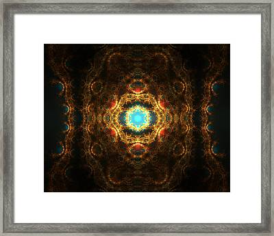 Collective Consciousness Framed Print by John Moran