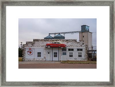 Framed Print featuring the photograph Collyer Bar by Darren White