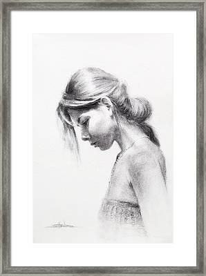 Colombiana Framed Print