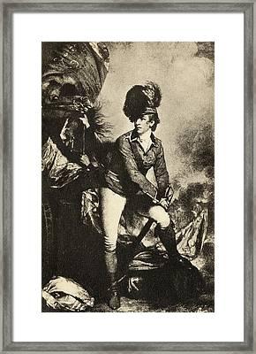 Colonel Sir Banastre Tarleton 1754 To Framed Print by Vintage Design Pics