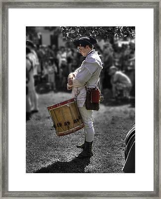 Colonial Williamsburg  V14 Framed Print