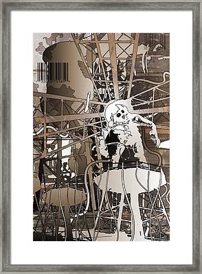 Colony Framed Print