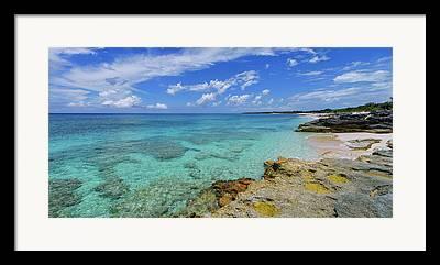 Turks And Caicos Islands Framed Prints