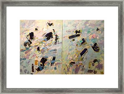 Color Cape May Vivaldi Framed Print by Vladimir Vlahovic