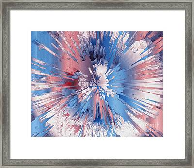 Dramatic Coloratura Soprano Framed Print by Moustafa Al Hatter