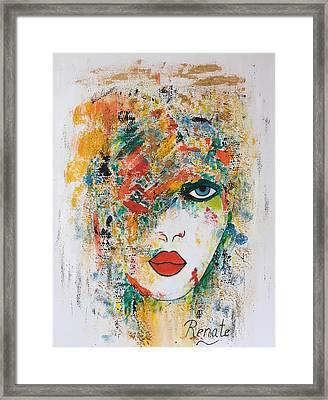Color Me.... Framed Print