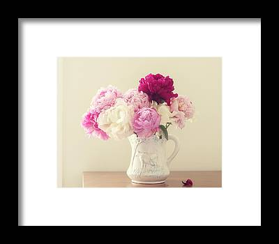 Pretty In Pink Framed Prints