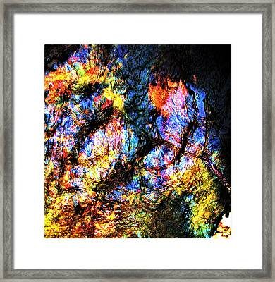 Color My World Framed Print by SeVen Sumet