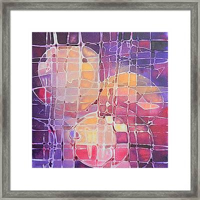 Color Odyssey Framed Print