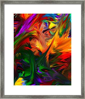 Color Reality B4 Framed Print