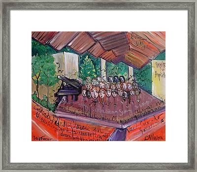 Colorado Childrens Chorale Framed Print