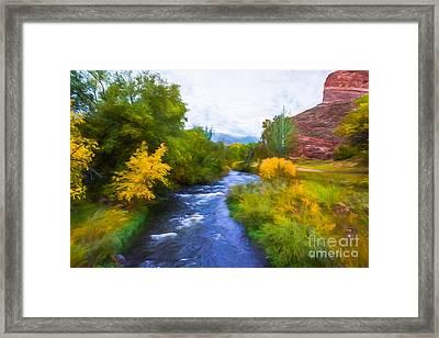Colorado Dreaming Framed Print by Jon Burch Photography