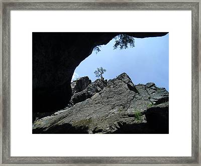 Colorado Mountain 2 Framed Print by Bruce Miller
