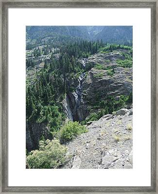 Colorado Mountain 6 Framed Print by Bruce Miller