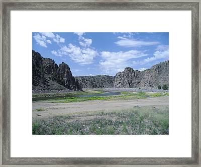 Colorado Mountain 7 Framed Print