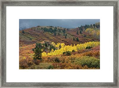 Colorado September Framed Print by Joseph Smith