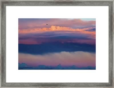 Colorful Journey Framed Print