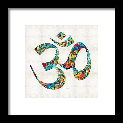 Jainism Framed Prints