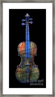 Colorful Overture Framed Print by John Stephens