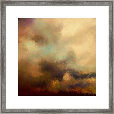 Colorful Sky Framed Print by Lonnie Christopher