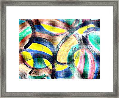 Colorful Soul Framed Print
