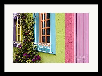 Bar San Miguel Framed Prints