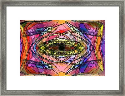 Colorfull Framed Print by Patrick Guidato