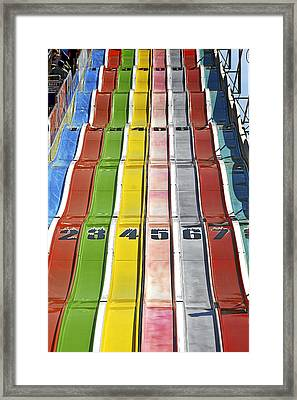 Colors Are A Photographers Life Framed Print