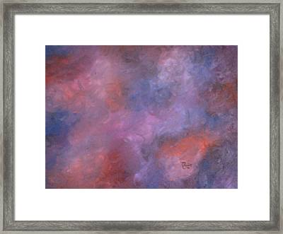 Colors Framed Print by Guillermo Mason